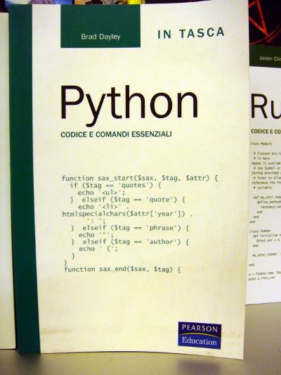Python in Tasca